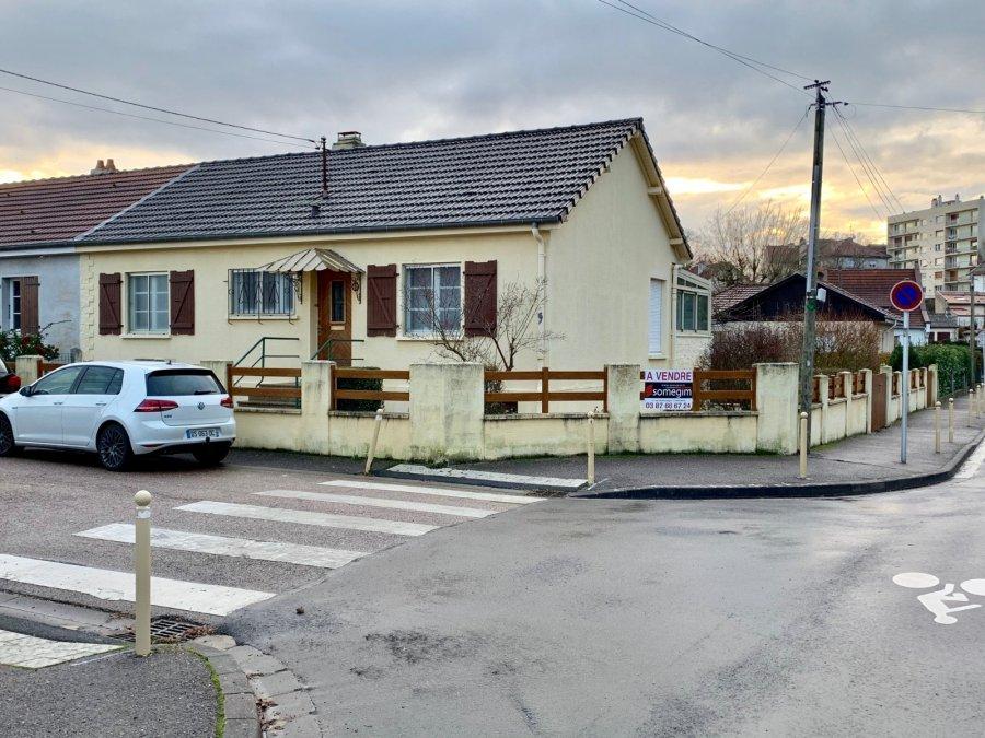 acheter maison 4 pièces 119 m² metz photo 1