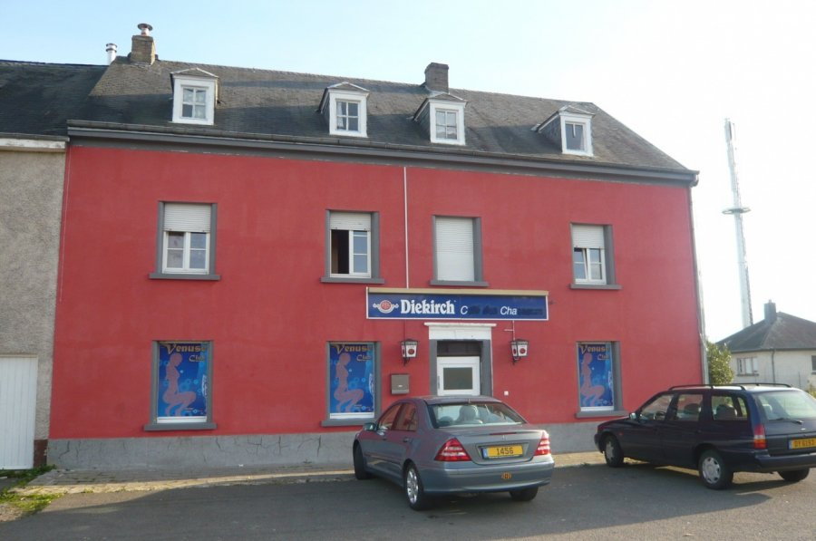 restaurant for buy 0 bedroom 600 m² harlange-poteau photo 1