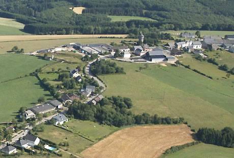 Terrain constructible à vendre à Knaphoscheid