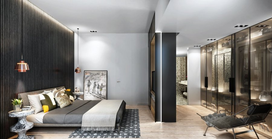 acheter penthouse 4 chambres 257.2 m² luxembourg photo 3