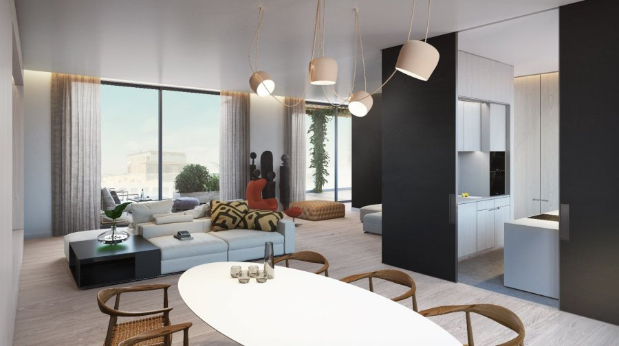 acheter penthouse 4 chambres 257.2 m² luxembourg photo 4