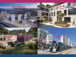 Dreigeschossige Wohnung zum Kauf 3 Zimmer in Luxembourg-Neudorf - Ref. 6555857