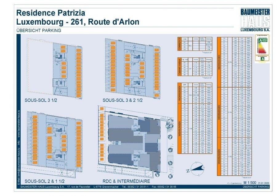acheter penthouse 0 chambre 42.75 m² luxembourg photo 5