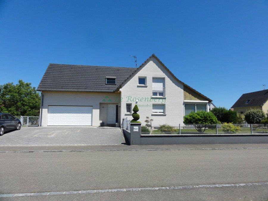 Maison à vendre F6 à Blotzheim