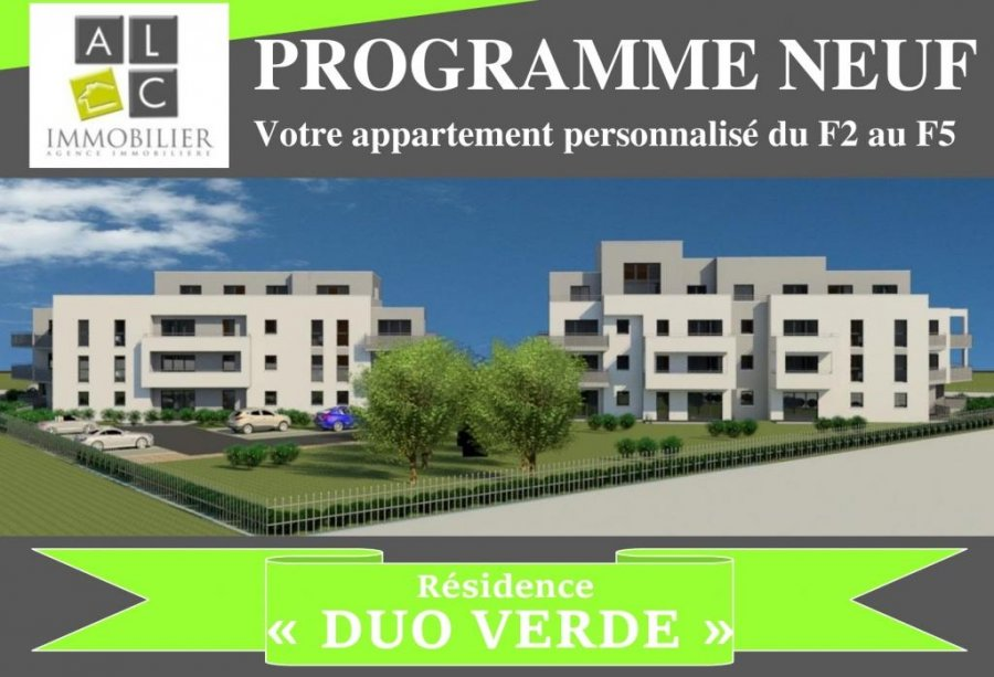acheter appartement 2 pièces 50.91 m² yutz photo 1