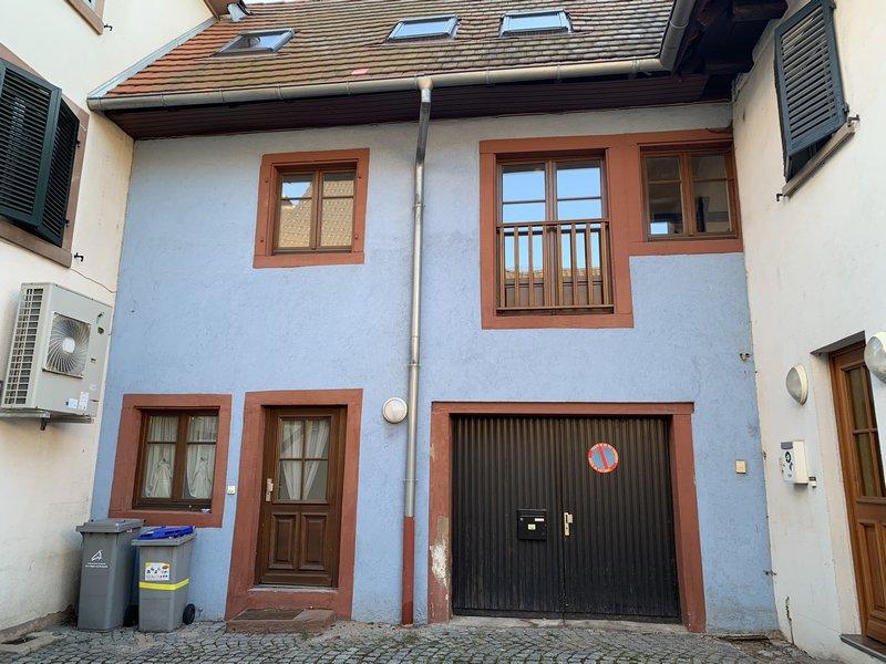 Appartement à louer F3 à Brumath