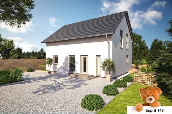 acheter maison individuelle 3 chambres 149 m² hautbellain photo 2