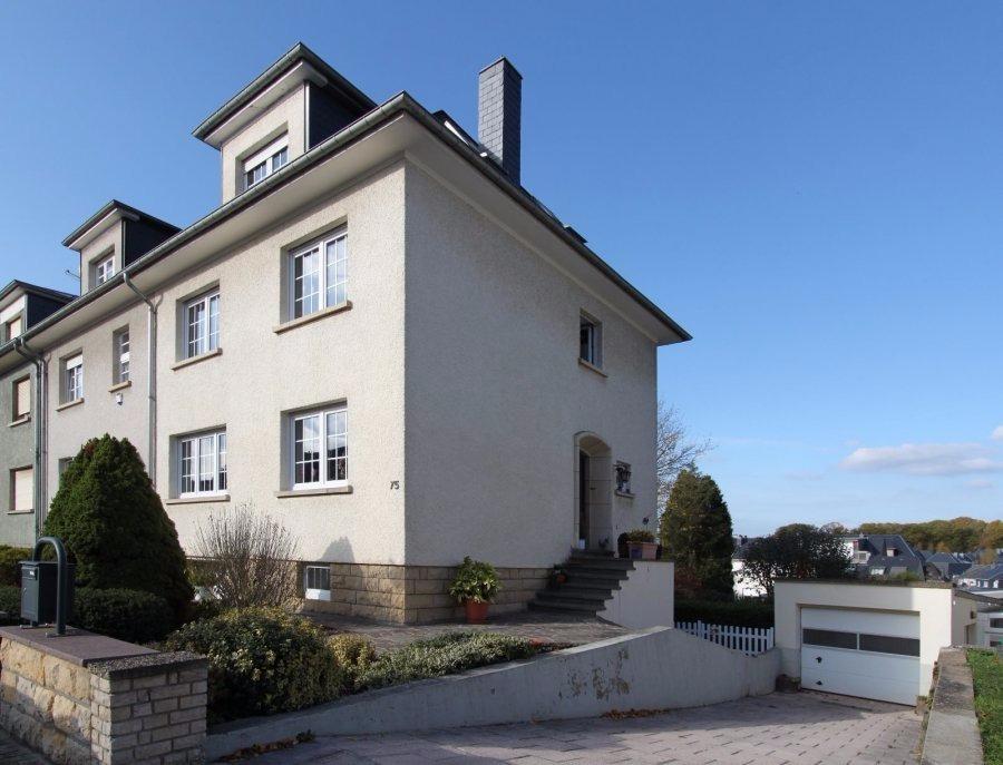 Maison jumelée à Dudelange