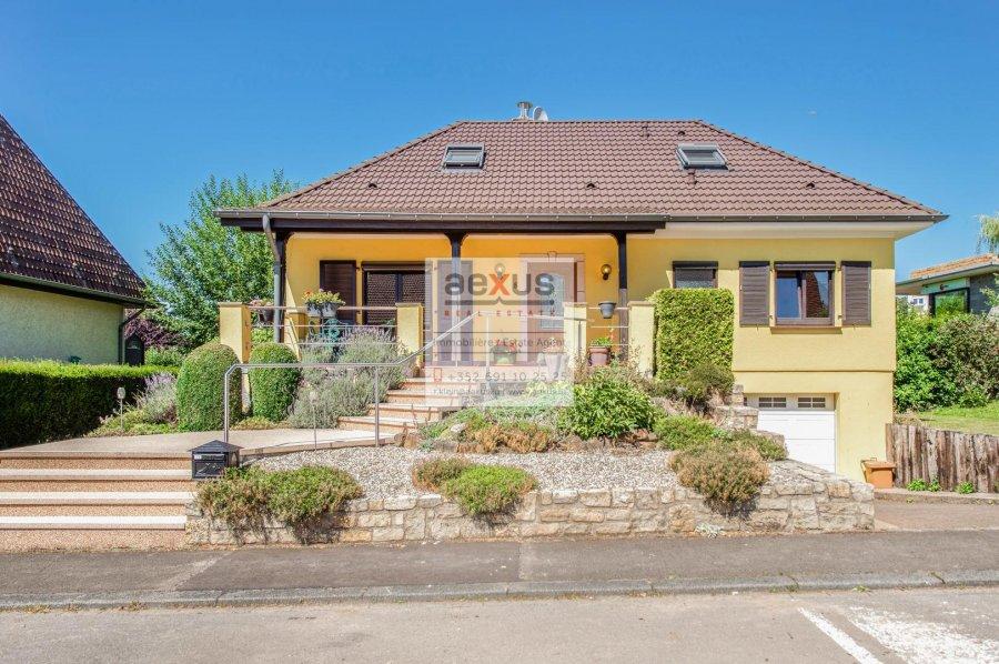 Maison individuelle à vendre 3 chambres à Mensdorf
