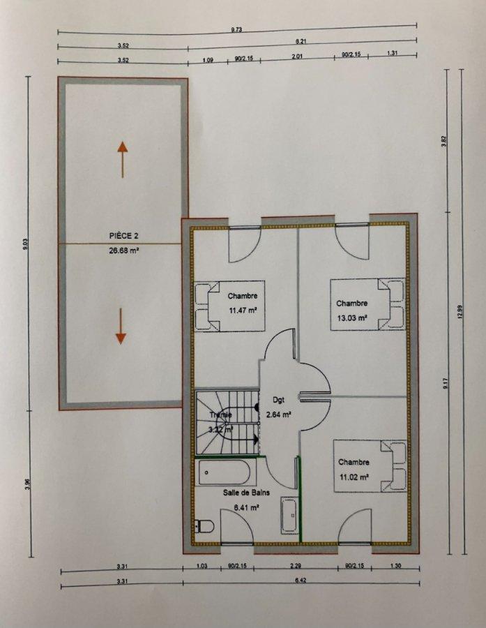 Maison individuelle à vendre F5 à Face parc Brigidi