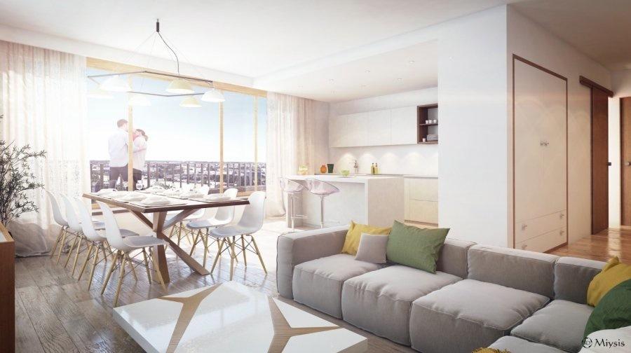 Penthouse à vendre 2 chambres à Luxembourg-Gasperich