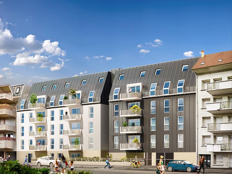 acheter appartement 4 pièces 66 m² nancy photo 2