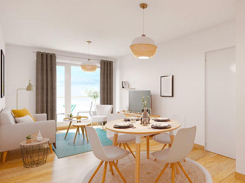 acheter appartement 4 pièces 66 m² nancy photo 4
