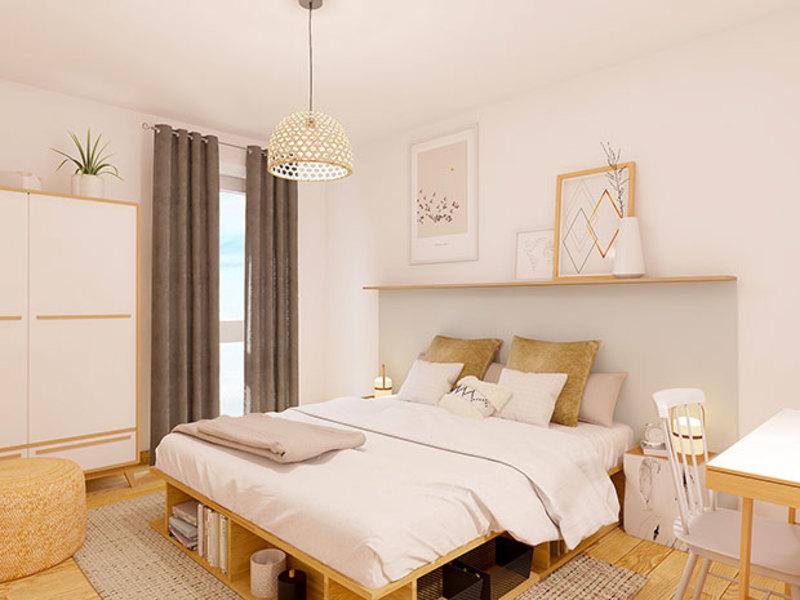 acheter appartement 4 pièces 66 m² nancy photo 6