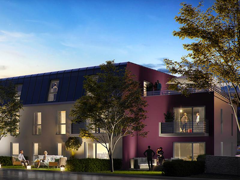 acheter appartement 4 pièces 66 m² nancy photo 3