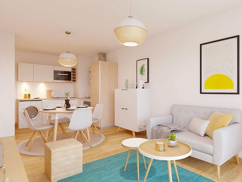 acheter appartement 4 pièces 66 m² nancy photo 5