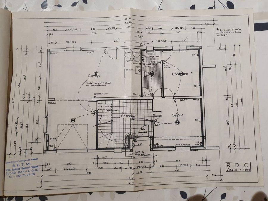 acheter maison 0 pièce 133 m² volmerange-les-mines photo 7