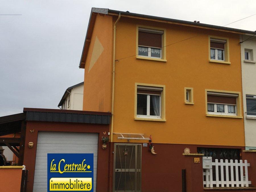Maison à vendre F6 à Longuyon