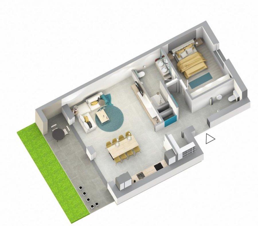 acheter appartement 1 chambre 75.06 m² ettelbruck photo 4