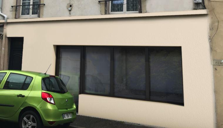 louer local commercial 1 pièce 38 m² nancy photo 1