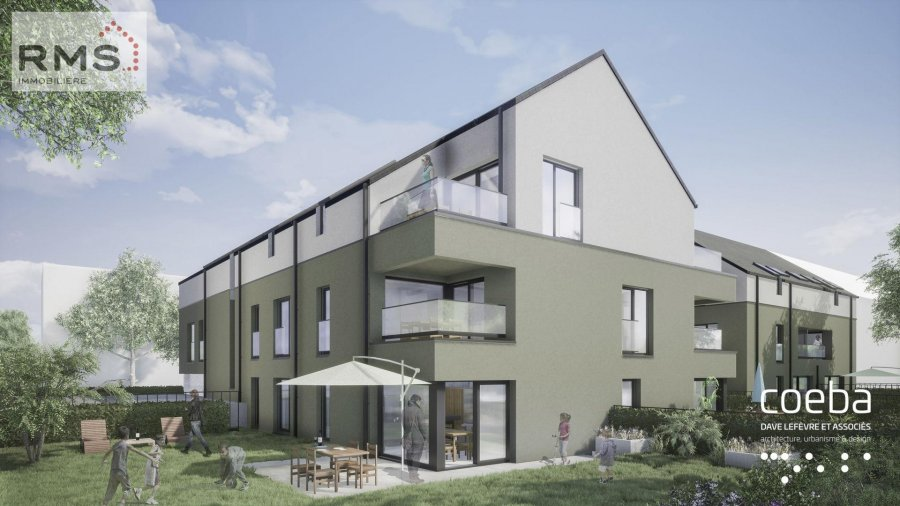 acheter appartement 2 chambres 87.19 m² peppange photo 5