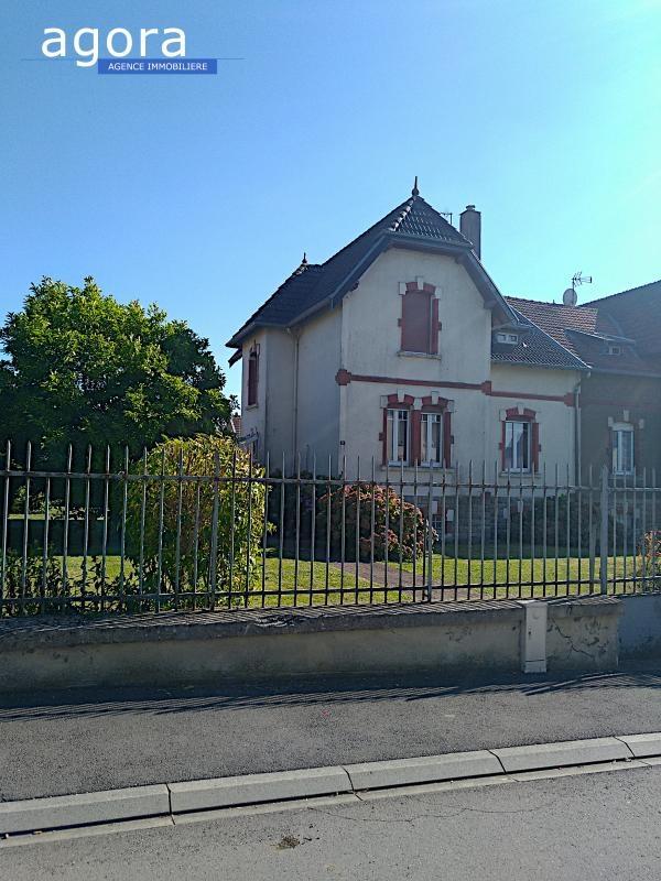 Maison à vendre F5 à Mont-bonvillers