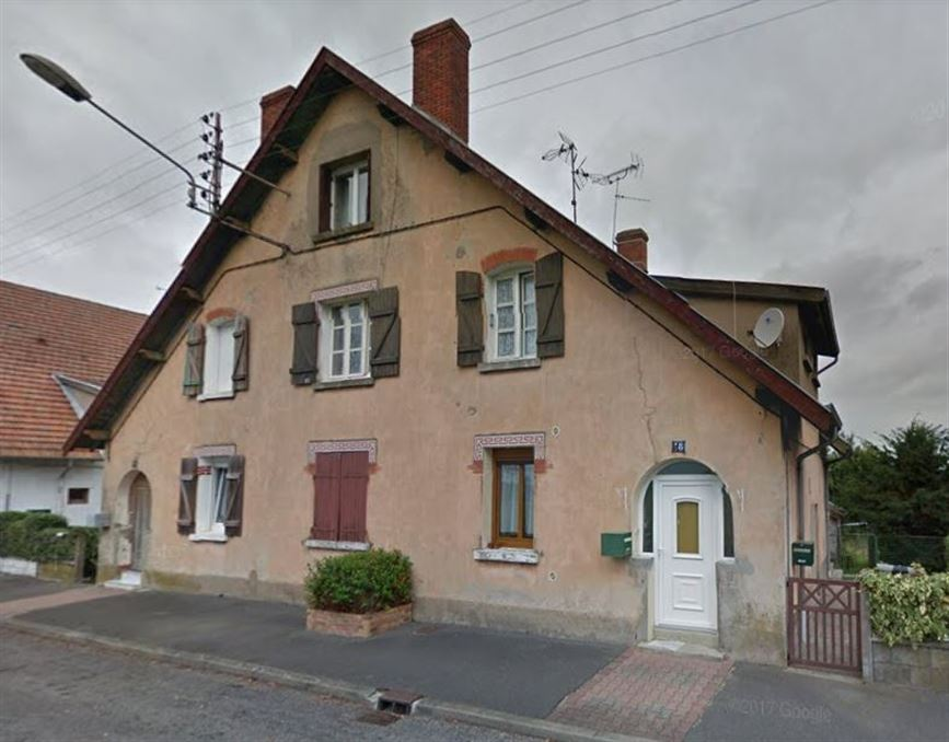 acheter maison mitoyenne 6 pièces 110 m² bouligny photo 1