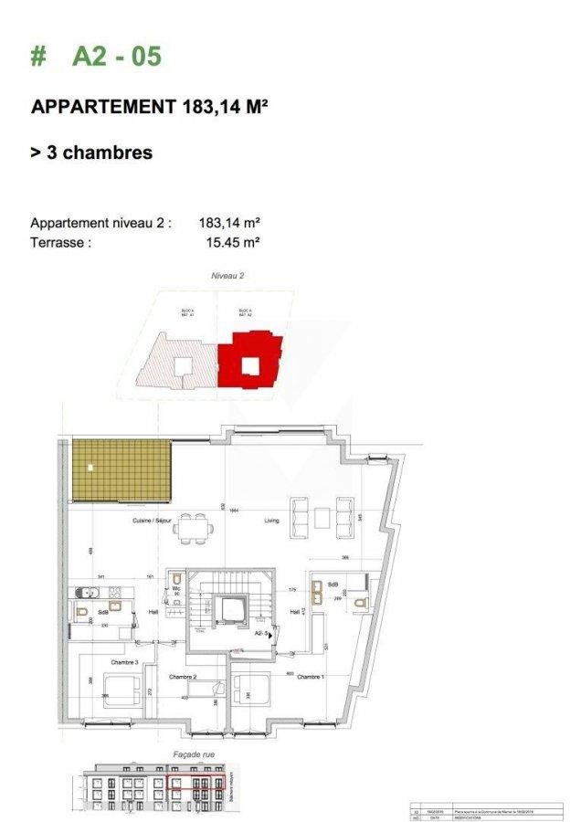 wohnung kaufen 3 schlafzimmer 183.14 m² mamer foto 2