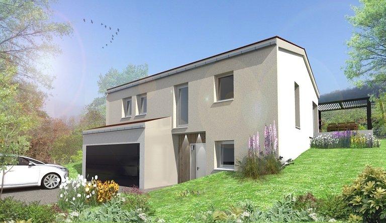 einfamilienhaus kaufen 6 zimmer 140 m² contz-les-bains foto 2