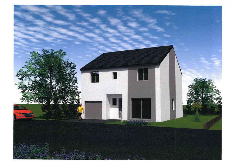 Maison à vendre F6 à Contz-les-Bains