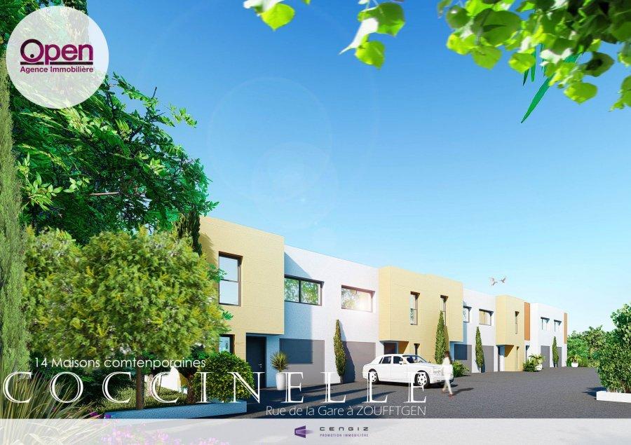 acheter maison 5 pièces 96.82 m² zoufftgen photo 4
