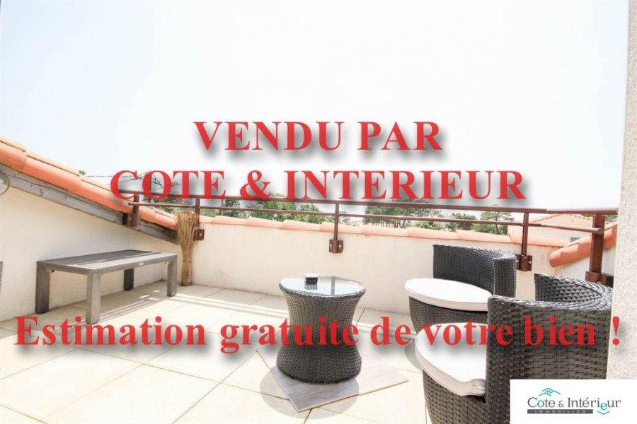 acheter appartement 3 pièces 60 m² château-d'olonne photo 1