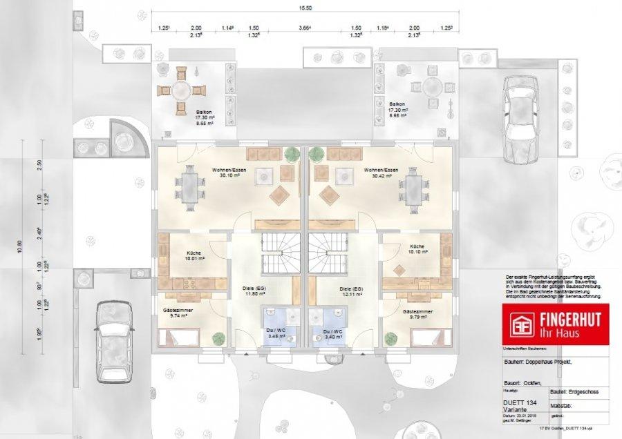 acheter maison jumelée 5 pièces 152.9 m² ockfen photo 5