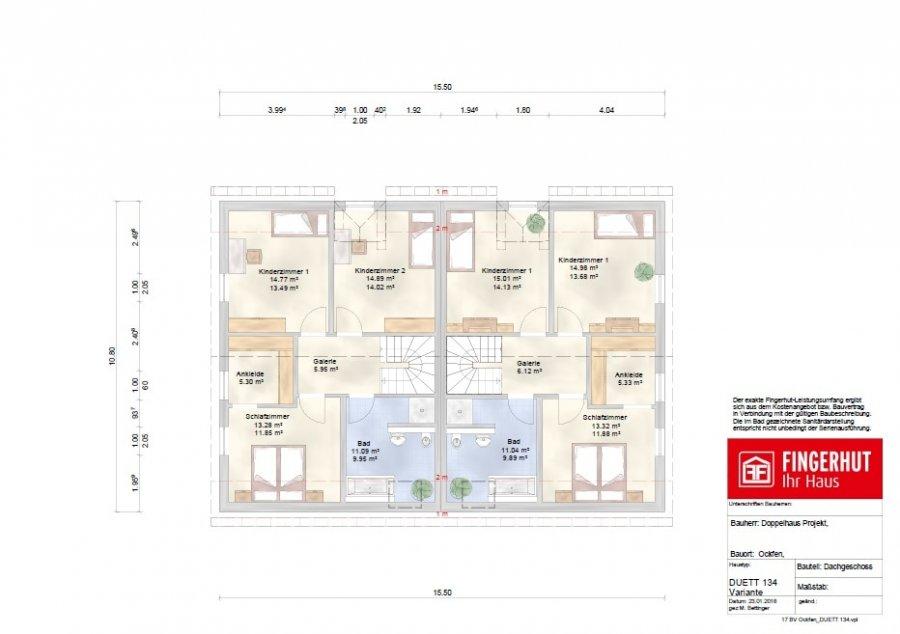 acheter maison jumelée 5 pièces 152.9 m² ockfen photo 6