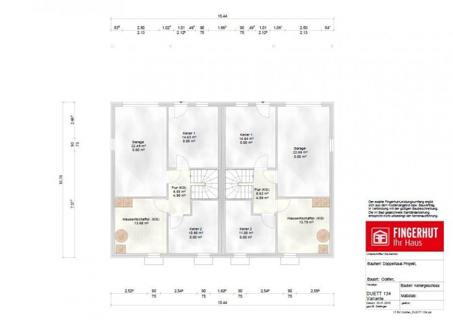 acheter maison jumelée 5 pièces 152.9 m² ockfen photo 7