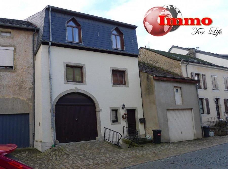 terraced for buy 4 bedrooms 206 m² ehnen photo 1