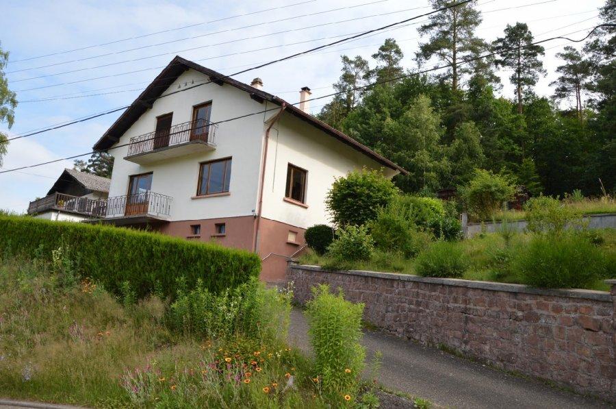 Maison individuelle en vente lemberg 147 m 118 000 for Acheter maison individuelle nord