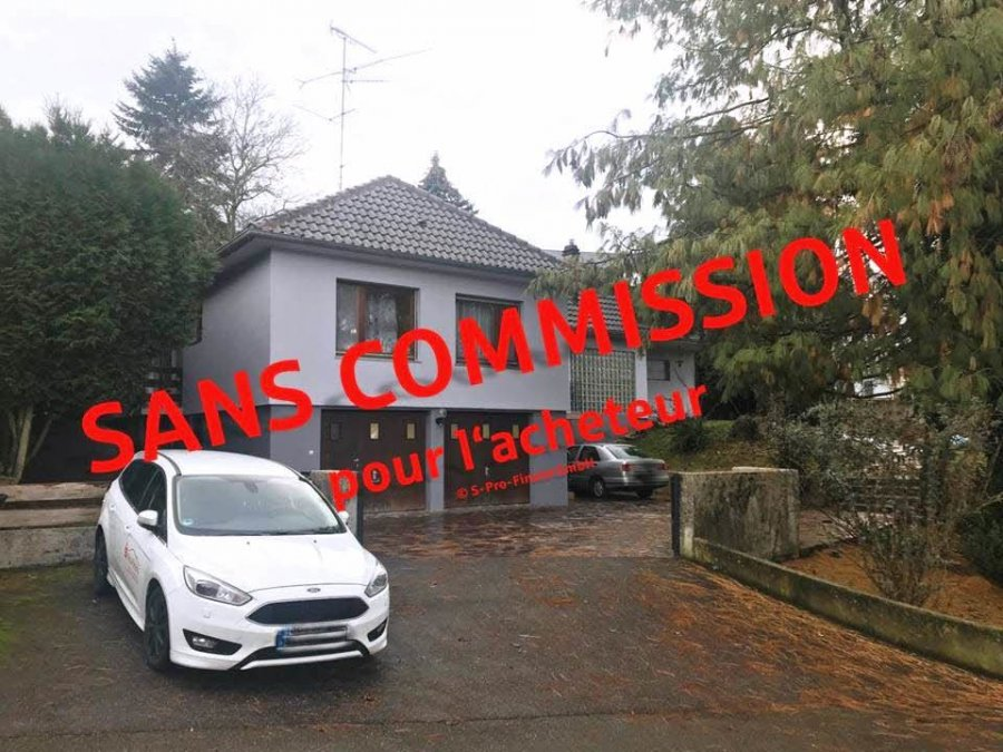 acheter maison individuelle 6 pièces 170 m² oeting photo 1