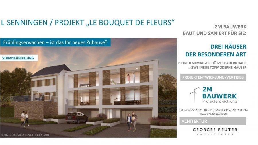 acheter résidence 0 chambre 113.74 à 169.67 m² senningen photo 2