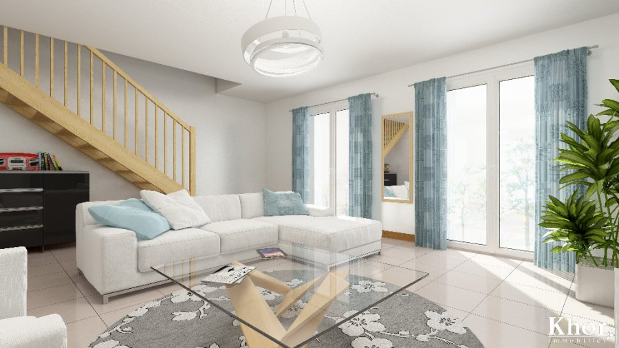 acheter maison 2 pièces 66 m² courcelles-sur-nied photo 7