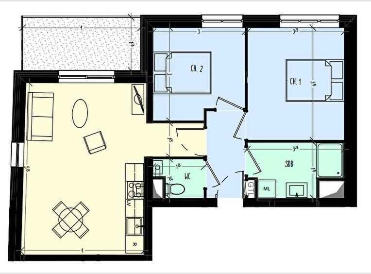 Appartement A Vendre Marcq En Baroeul