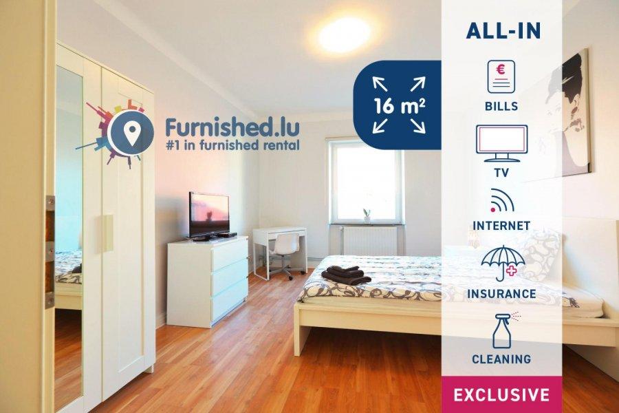 louer chambre 1 chambre 16 m² luxembourg photo 1