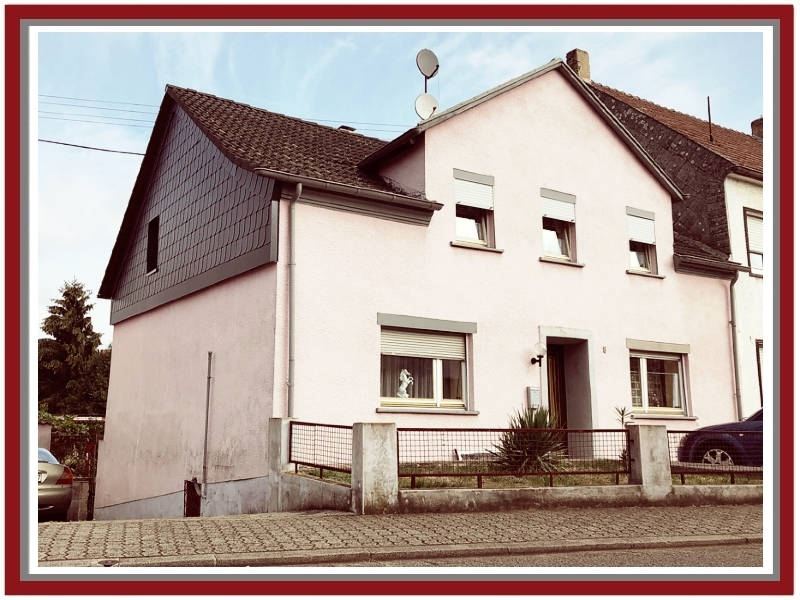 reihenhaus kaufen 5 zimmer 120 m² saarwellingen foto 1