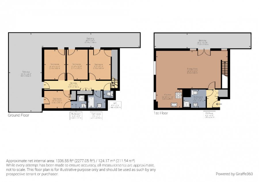acheter appartement 5 pièces 118.2 m² metz photo 6