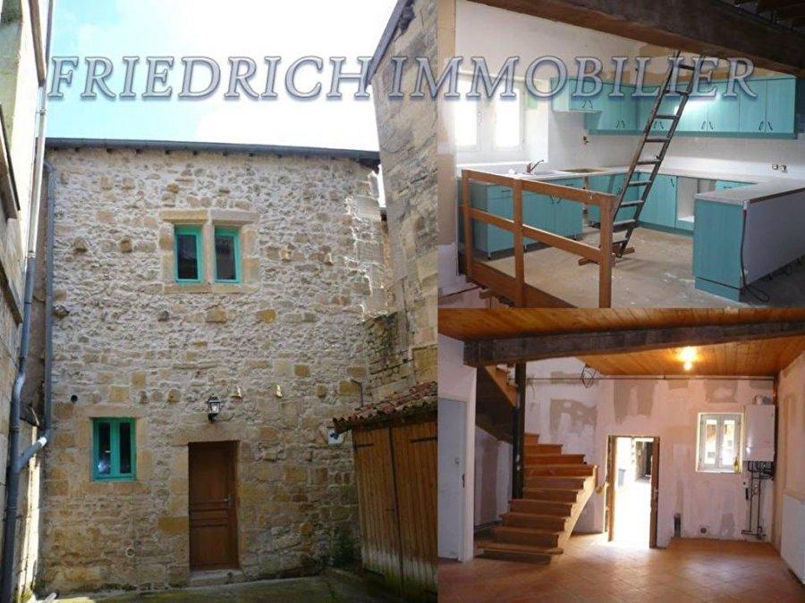 acheter maison 4 pièces 120 m² bar-le-duc photo 1