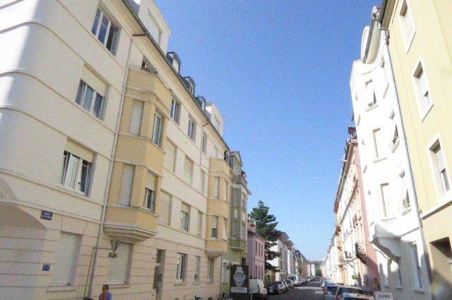 Appartement à vendre F3 à Mulhouse