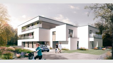 Apartment block for sale in Luxembourg-Belair - Ref. 6616834