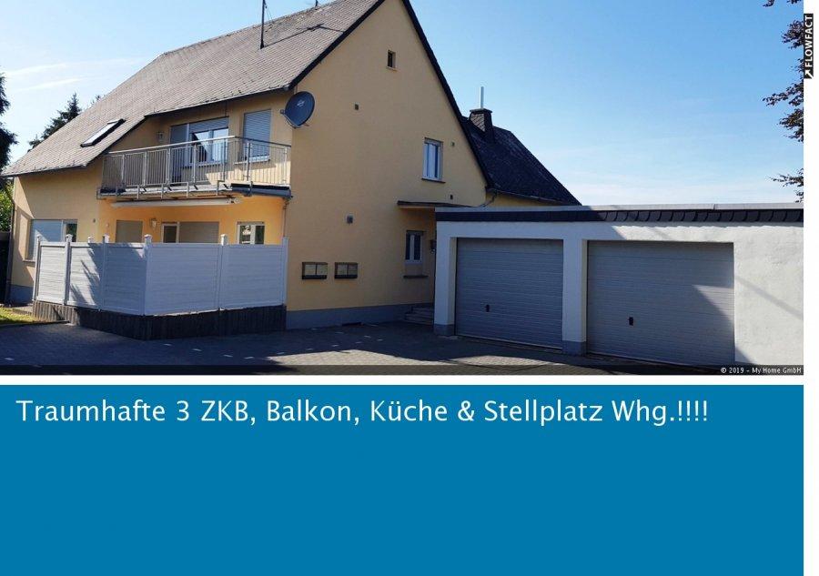 wohnung mieten 3 zimmer 87 m² trier foto 1
