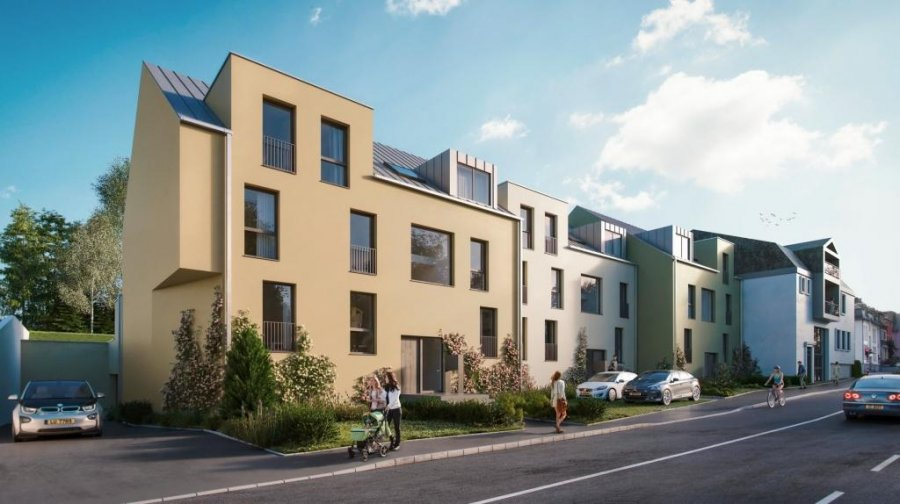 acheter appartement 1 chambre 53.77 m² bofferdange photo 2
