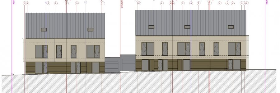 doppelhaushälfte kaufen 3 schlafzimmer 191.66 m² bascharage foto 2